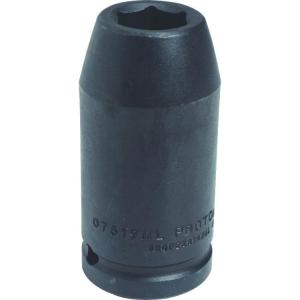 Proto Socket Impact 3/4 Dr 23 mm, 6 Point