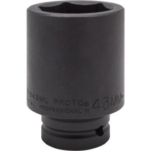 Proto Socket Impact 3/4 Dr 43 mm, 6 Point