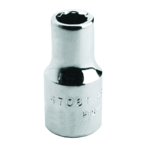 Proto Socket 1/4 Dr 3/8 12 Point