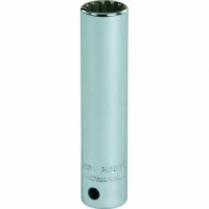 Proto 1/4 Drive Spline Socket #14 - 7/16 Inch Deep