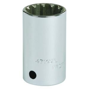 Proto 1/4 Drive Spline Socket #14 - 7/16 Standard