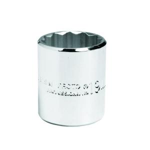 Proto Socket 3/8 Dr 6 mm 12 Point