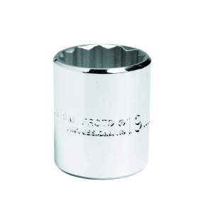 Proto Socket 3/8 Dr 15 mm 12 Point