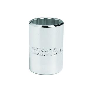 Proto Socket 1/2 Dr 17 mm 12 Point