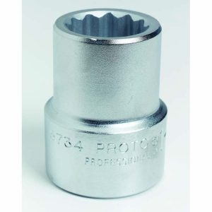 Proto Socket 3/4 Dr 2-1/4 Inch 12 Point