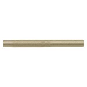 Proto 3/4 Brass Drift Punch Knurl (3/4 X 8 Inch)