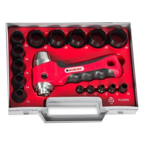 Hole Punch Set 3-30mm