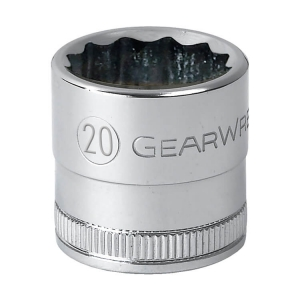 Gearwrench 1/2 inch Drive Gearwrench Socket 11mm