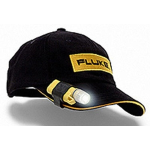 Fluke Cap With Mini Light