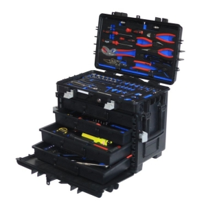 Lame Flyaway Kit In Drawer Case - Click for more info