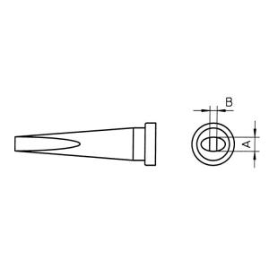Soldering Tip 2.00mm