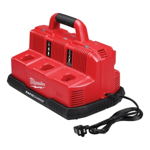 Milwaukee M12 M18 Multi-bay Rapid Charge Station