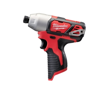 Milwaukee M12 1/4 Inch Hex Sub-Compact Impact Driver - Tool Only