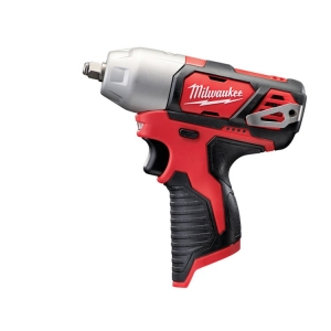 Milwaukee M12 3/8 Inch Square Drive Impact Wrench - Tool Only