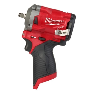 Milwaukee M12 FUEL 3/8 Inch Stubby Impact Wrench - Tool Only