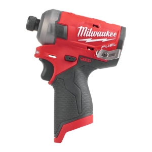 Milwaukee M12 FUEL Surge 1/4 Inch Hex Impact Driver - Tool Only