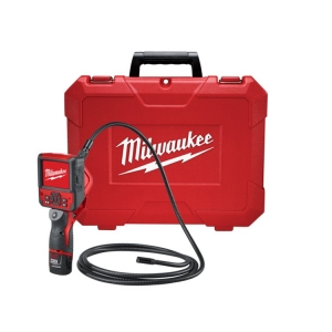 Milwaukee M12 M-Spector Flex 275cm Inspection Camera, Case - Tool only