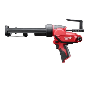 Milwaukee M12 CaulkGun with 310ml Cartridge Carriage Assembly - Tool Only