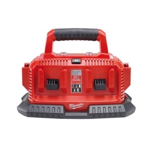 Milwaukee M18 6 Pack Charger - Sequential Charging