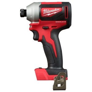 Milwaukee M18 Brushless 1/4 Inch Hex Impact Driver- Tool Only