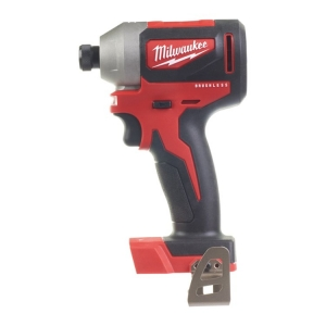 Milwaukee M18 Compact Brushless 1/4 Inch Hex Impact Driver - Tool only