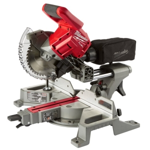Milwaukee M18 184mm FUEL Sliding Mitre Saw - tool only