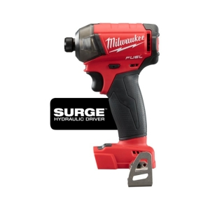 Milwaukee M18 FUEL Quiet 1/4 InchHEX Impact Driver - Tool Only
