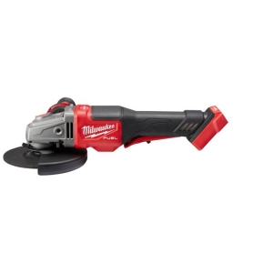 Milwaukee M18 FUEL® 125mm (5 Inch) RAPID STOP Angle Grinder with Dead Man Paddl