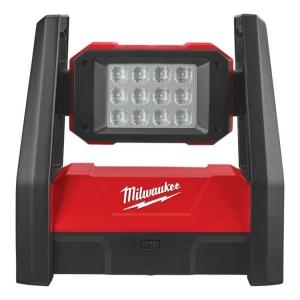 Milwaukee M18HAL-0 M18 Area Light 3000 lumens Tool only LED HP