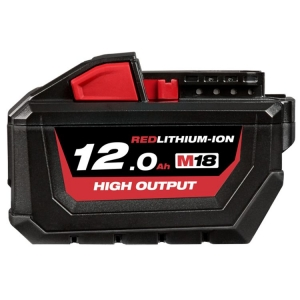 Milwaukee M18 REDLITHIUM High Output 12.0Ah Battery Pack- Gift Box Packaging
