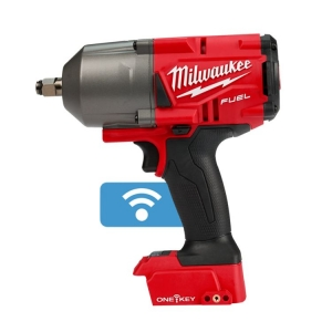 Milwaukee M18 FUEL 1/2 Inch High Torque Impact Wrench w/ Friction Ring & ONE-KEY