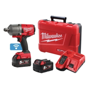 Milwaukee M18 FUEL 3/4 Inch High Torque Impact Wrench w/ Friction Ring & ONE-KEY
