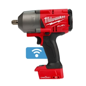 Milwaukee M18 FUEL 1/2 Inch High Torque Impact Wrench w/ Pin Detent & ONE-KEY