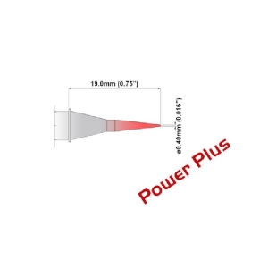 Thermaltronics Conical 0.40mm (0.016 inch), Power Plus