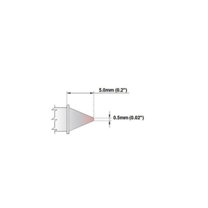 Thermaltronics Conical 0.5mm (0.02 inch)