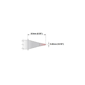 Thermaltronics Conical 0.40mm (0.016 inch)
