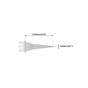 Thermaltronics Micro Fine 0.25mm (0.01 inch)