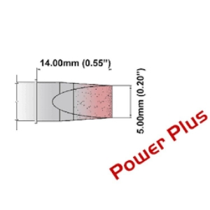 Chisel Tip Extra Large 5.0mm (0.20in) Power Plus