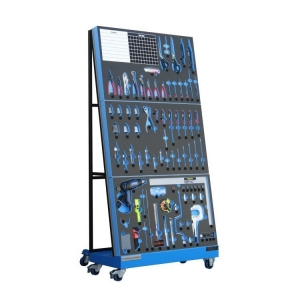 Modular A-Frame Toolboard with castors 1810 x 990mm empty