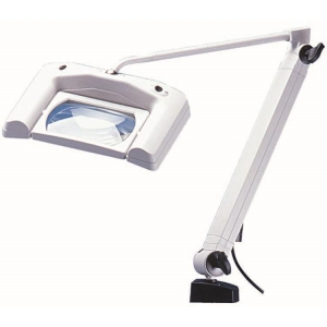 Magnifying Lamp - Rectangle