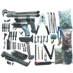Master Sheetmetal Tool Kit with 3X Rivet G