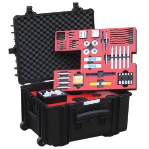 Pace Solder Kit In Wheeled Case