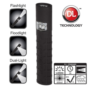 LED Task Light Dual Flash/Flood - Click for more info