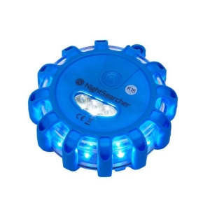 Pulsar Emergency Led Lights Single Blue