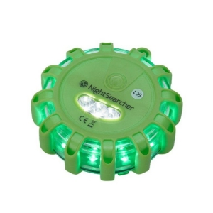 Pulsar Emergency Led Lights Single Green