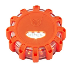 Pulsar Emergency Led Lights Single Red
