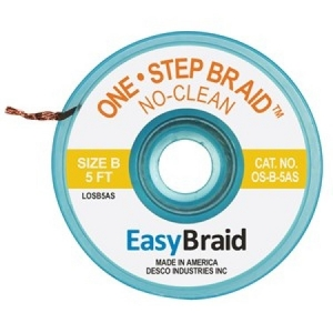 Easy Braid, One Step Braid 0.050 X 5