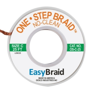 Easy Braid, One Step Braid 0.075 X 25
