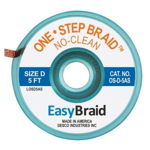 Easy Braid, One Step Braid 0.100 X 5