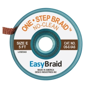 Easy Braid, One Step Braid 0.125 X 5